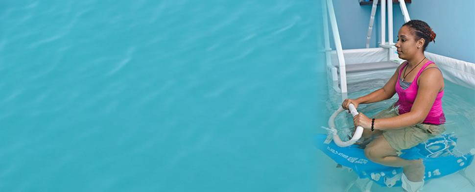 <span>Aquatic Therapy</span>
